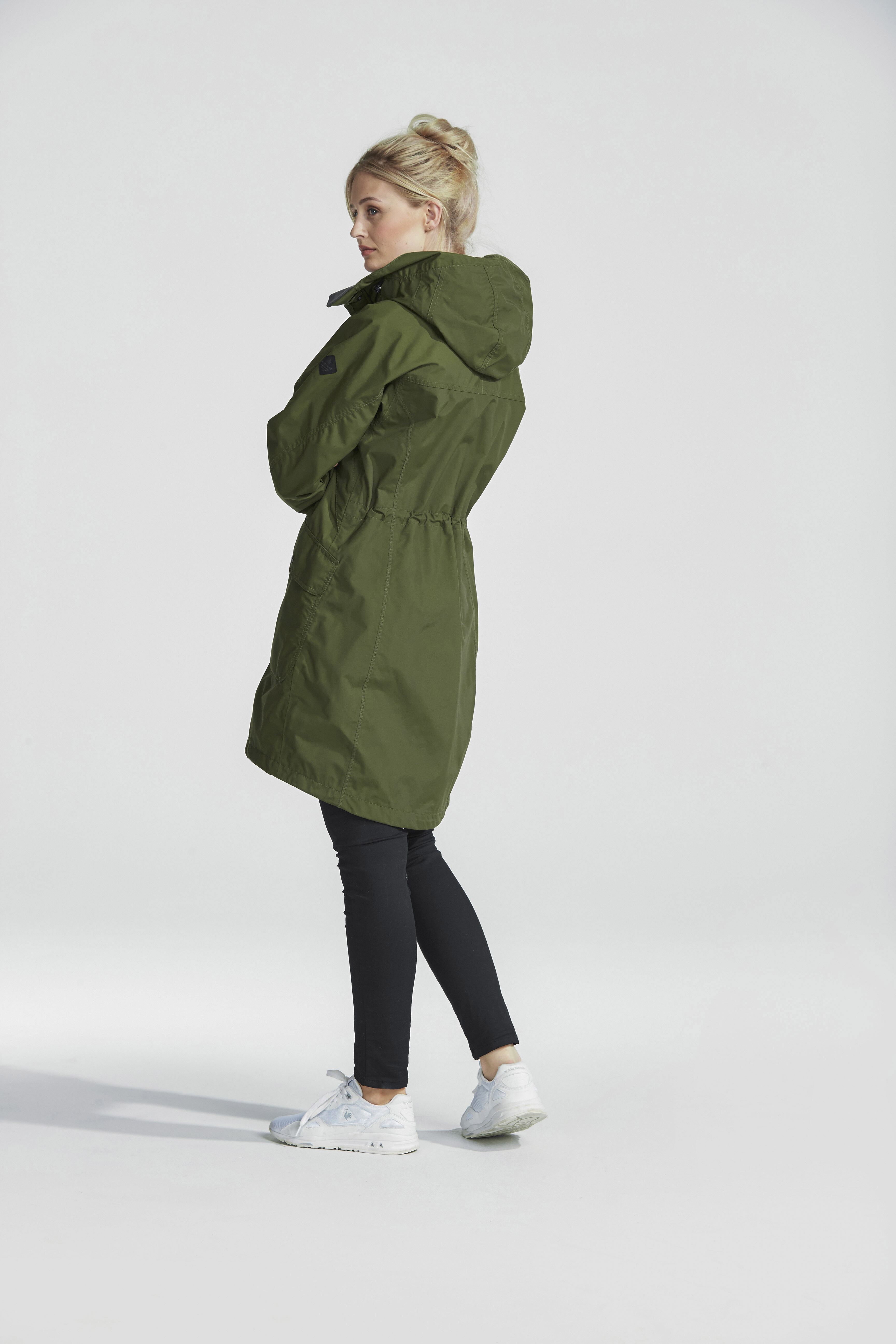 d863774148623c Didriksons 1913 Thelma Parka Women peat at Addnature.co.uk